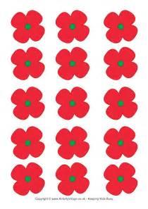 Poppies Printable