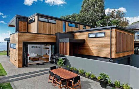 model rumah kayu minimalis sederhana dan modern