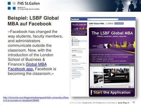 Lsbf Global Mba by Social Media In Der Erwachsenenbildung Optionen Stand