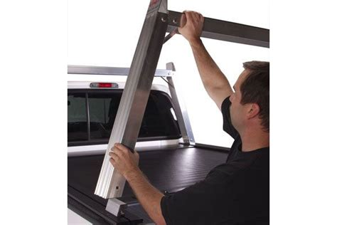 removable truck bed cover pace edwards utility rig rack ladder rack free shipping