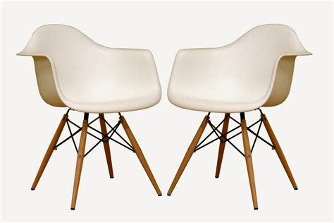 Retro Dining Room Chairs Hmh Designs Mcm Eiffel Chairs