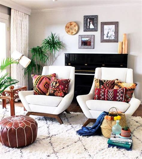 Moroccan Home Decor And Interior Design by Interior Design Plan Modern Bohemian Living Room