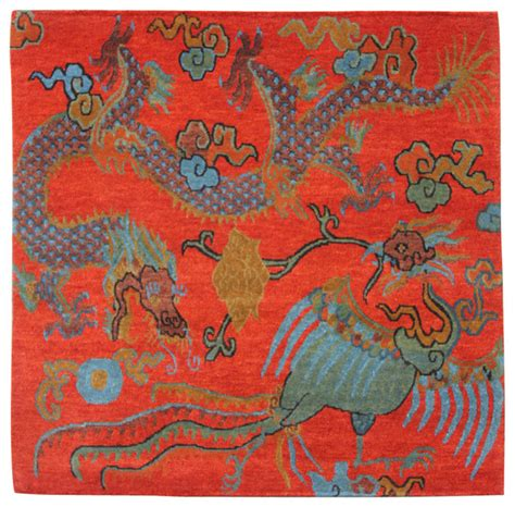 3x3 rug a rug for all reasons traditional tibetan rug 3x3 area rugs houzz