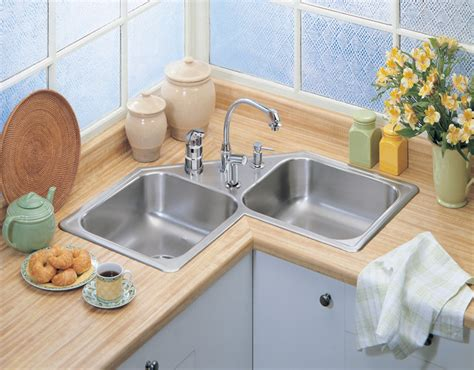 corner kitchen sink ideas chic and trendy corner kitchen sink designs corner kitchen