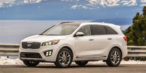 Kia Sorento 2017 Kia Sorento Vehicles On Display Chicago Auto Show