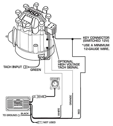 wiring diagram for electronic distributor wiring diagram chevy hei distributor wiring diagram 350