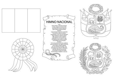 imagenes simbolos patrios argentinos s 237 mbolos patrios per 250 para colorear material de aprendizaje