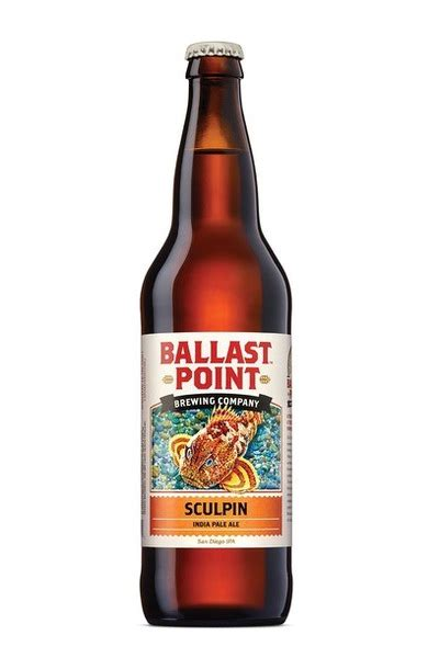Ballast Point Sculpin IPA Buy IPA Online Drizly