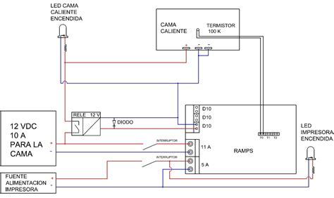 cama software cama caliente para impresora 3d reprogramacion del