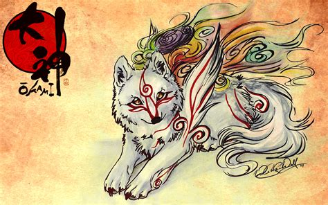 wallpaper okami gaming now