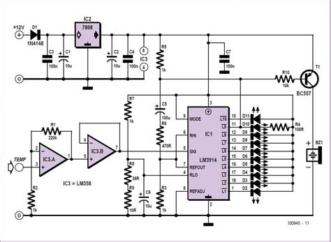 Sensors Tranducers Circuits Archives Page 2 Of 5