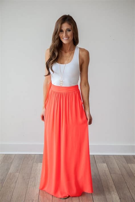 25 best ideas about coral skirt on coral