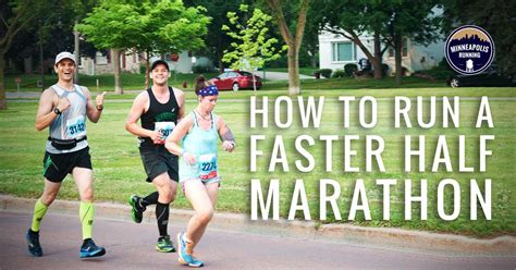 run faster from the 5k to the marathon how to be your own best coach ebook learn how to run a faster half marathon