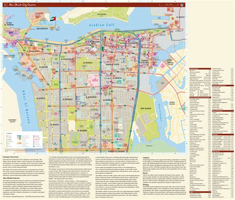 tourist map of central large scale detailed tourist map of central part of abu