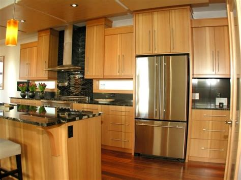 Vertical Grain Fir Kitchen Cabinets | vertical grain douglas fir kitchen