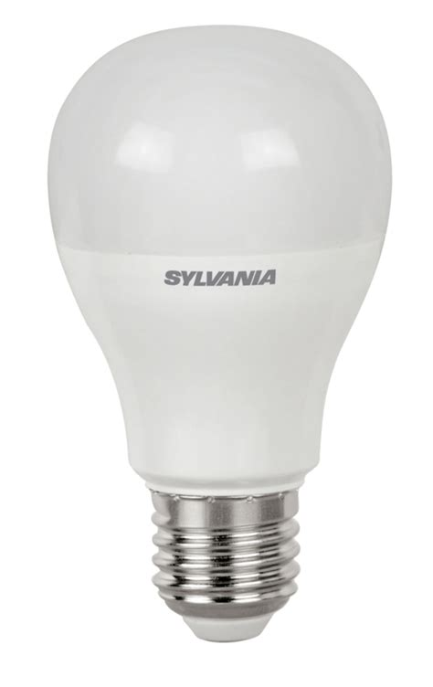sylvania toledo gls dimmable led light bulb a60 direct