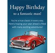 You Are Classic  Funny Birthday Card