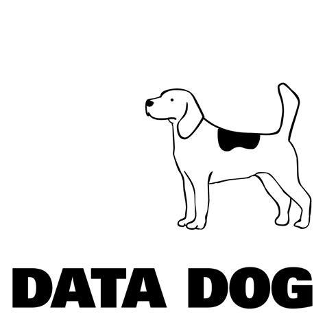 line dogs line drawing of a free clip free clip on clipart library