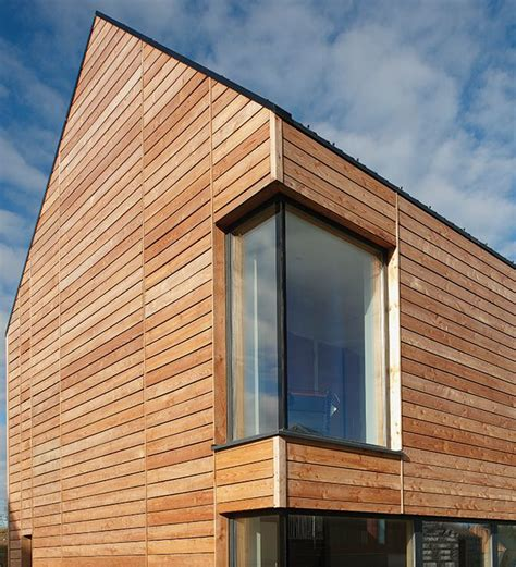 Wood Cladding House 8 Best Images About Larch Cedar Cladding On