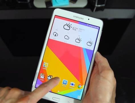 Samsung Galaxy Tab 4 7 0 Review samsung galaxy tab 4 7 0 review gives lukewarm reception phonesreviews uk mobiles apps