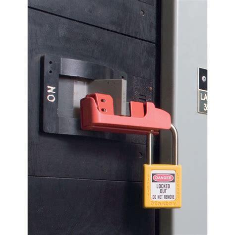 Circuit Breaker Lockout Grip Tight 491b 1 grip tight circuit breaker lock out 491b 2safe