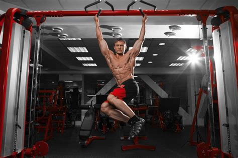 pull ups workout at home to build strength