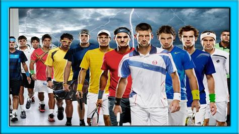 top tennis the best tennis players in the world 2015 top 10 atp world tour 2014 novak nole