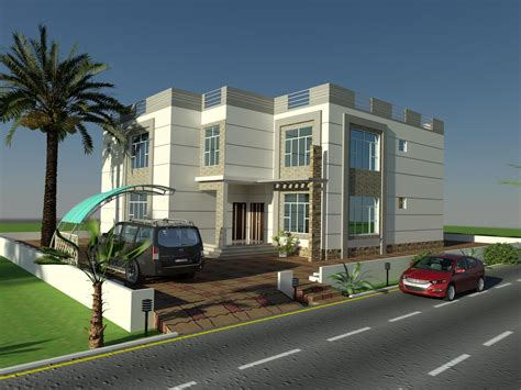 Home Design Blogs 2014 3d front elevation design by faisal hassan
