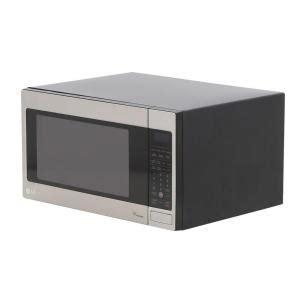 Built In Countertop Microwave by Lg Electronics 2 0 Cu Ft Countertop Microwave In
