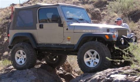 2004 Jeep Rubicon Mpg Sell Used 2004 Jeep Wrangler Rubicon Sport Utility 2 Door