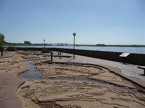 With The Thanks To Ok And River Island by Mud Island Picture Of Mud Island River Park