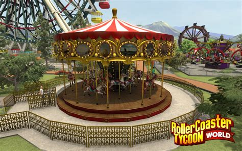 roller coaster world rollercoaster tycoon world release date announced gamespot