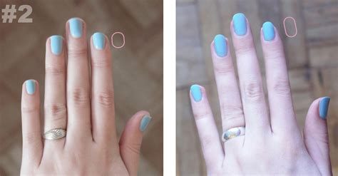 how to make nail beds longer make the best of your nail shape a lesson in proportions anuschka rees