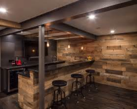 kleine hausbar rustic home bar design ideas remodels photos