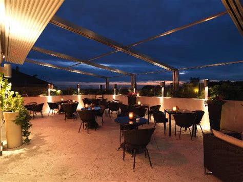 Bar Cupola Roof Garden Savoy Bar Restaurant Fotograf 237 A De