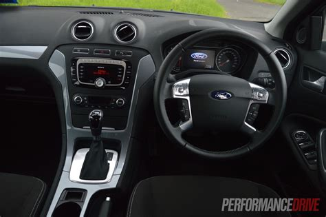 Ford Mondeo 2011 Interior by 2013 Ford Mondeo Zetec Ecoboost Interior