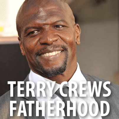 terry crews father today 5 things for new fathers to learn terry crews on