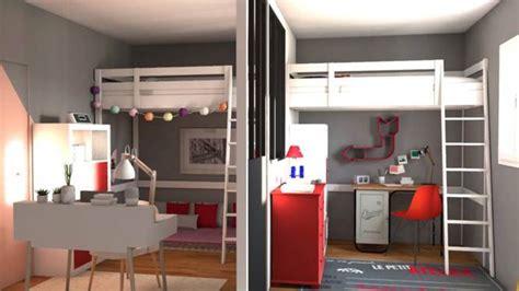 comment s arer une chambre en deux comment separer une en deux maison design bahbe com