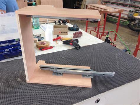 kastenwagen cingbus ausbau innenausbau isolierung wohnmobil - Schublade Wohnmobil