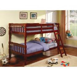 Bunk Beds Seattle Seattle Bunk Bed Finish Cherry Express Home Decor