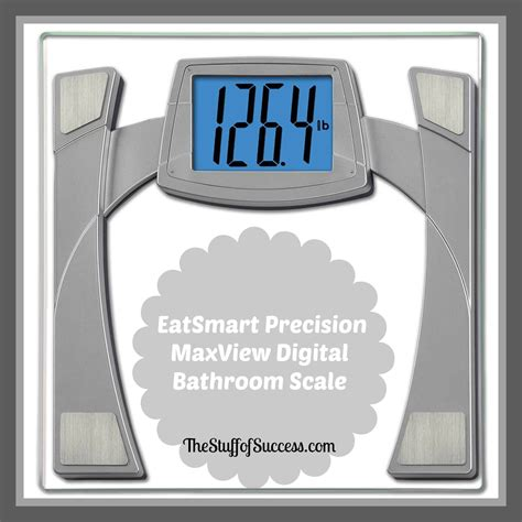 eatsmart precision getfit digital bathroom scale 28