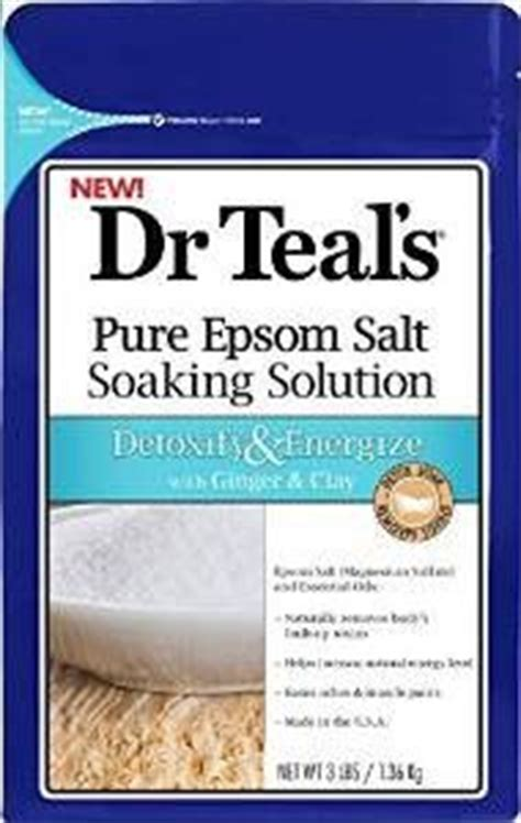 Epsom Salt Detox And Energize by 13 Best Images About Epsom Salts For Dieting On
