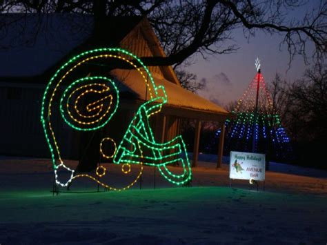 11 christmas light displays in wisconsin that are pure