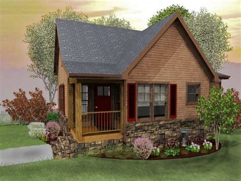 Small Cottage House Plans | small rustic cabin house plans rustic small 2 bedroom