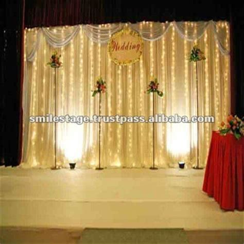portable stage curtains rk portable stage curtain fabric backdrop buy portable