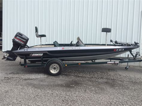 used fish and ski boats in kentucky stratos new and used boats for sale in kentucky