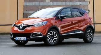 Renault Capture Renault Captur Black