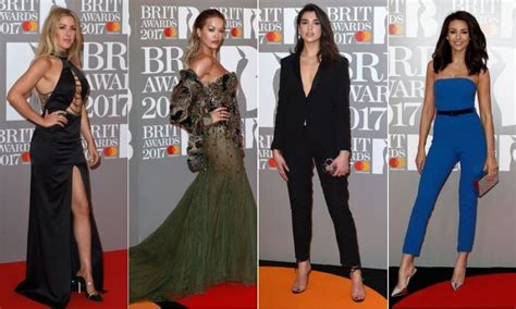 Brit Awards Fashion brit awards 2017 all the photo 1