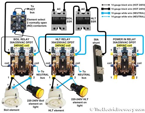 240v relay wiring diagram wiring diagram