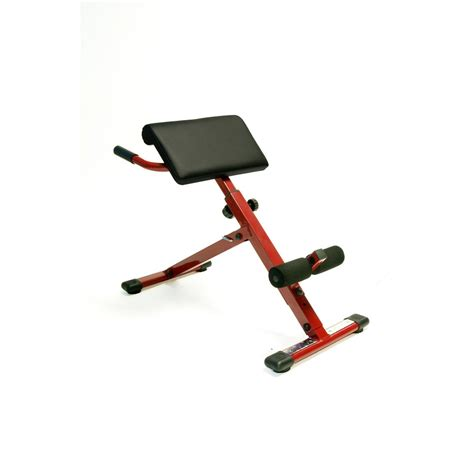 hyperextension bench stamina 174 x hyper bench 235362 at sportsman s guide